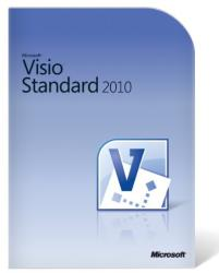 Microsoft Visio Standard 2010 D86-04143