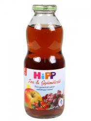 HiPP Piros gyümölcslé csipkebogyó teával 0,5L