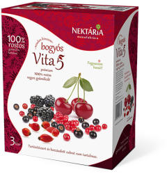 Nektária Bogyós Vita5 gyümölcslé 3L