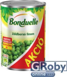 Bonduelle Zöldborsó (545g)
