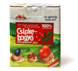Natbolé Csipkebogyó almával gyümölcslé 3L