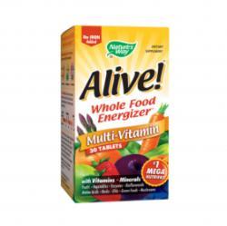 Nature's Way Alive! - 30 comprimate