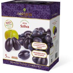 Nektária Szilva almával gyümölcslé 5L