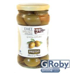 BRETAS Magos Görög Zöld Olívabogyó (314ml)