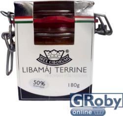 Rex Ciborum Libamáj Terrine Finoman Fűszerezve (180g)