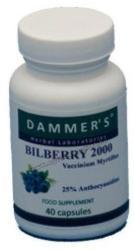 Dammer's Bilberry 2000 feketeáfonya kapszula - 40 db