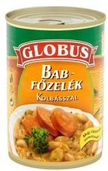 GLOBUS Babfőzelék Kolbásszal (400g)