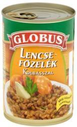 GLOBUS Lencsefõzelék Kolbásszal (400g)