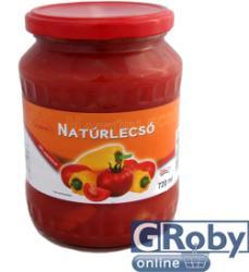 Globetti Natúrlecsó (680g)