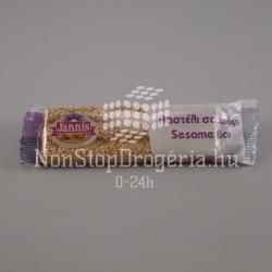 Jannis Szezámmagos Snack 30g