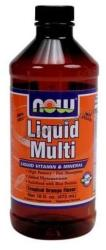 NOW Liquid Multi folyékony multivitamin - 473ml