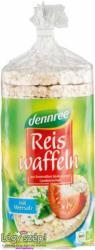 Dennree Bio rizstallér sós 100g