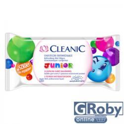 Cleanic Frissítő Törlõkendő Junior 15db