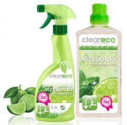 Cleaneco Vízkőoldó Citromsavval Lime 1L