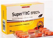 Walmark SuperVitC Efect+ 600mg - 20 comprimate