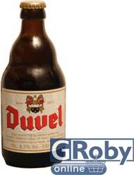 Duvel Aranyszínű belga sör 0,33l 8.4%