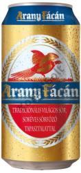 Arany Fácán Világos sör 0,5l 4% - dobozos
