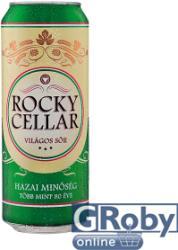 Rocky Cellar Világos sör 0,5l - dobozos