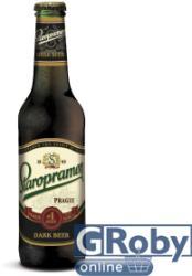 Staropramen Dark barna sör 0,5l 4.4% - üveges