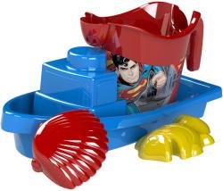 Dema Stil Superman hajós homokozó készlet, 4 részes (ADEM-WB-1003-S)