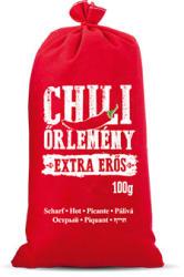CHILI-TRADE Chili őrlemény vászonzsákban, extra erős 100g