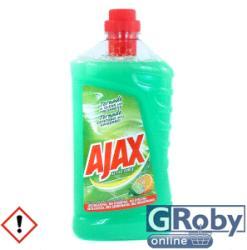 AJAX Force Általános Tisztítószer Zöld Citrom-Narancs 1L