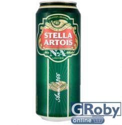 Stella Artois Alkoholmentes sör 0,4l - dobozos