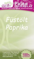 Szafi Fitt Őrölt füstölt paprika 50g