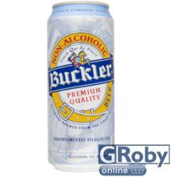 Buckler Alkoholmentes sör 0,4l - dobozos