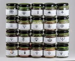 Bivalyos Tanya Váraljai Fűszerek 22 féle fűszerkollekció