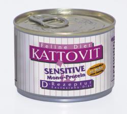 KATTOVIT Sensitive Protein Tin 175g