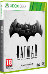 Telltale Games Batman The Telltale Series (Xbox 360)