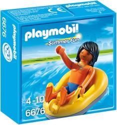 Playmobil Barcuta Pentru Rau (PM6676)