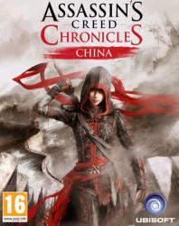 Ubisoft Assassin's Creed Chronicles China (PC)