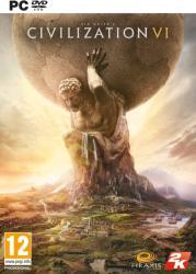 2K Games Sid Meier's Civilization VI [Day One Edition] (PC)