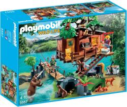 Playmobil Casa Din Copac (PM5557)
