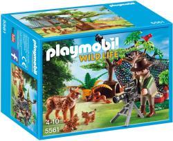 Playmobil Familia De Rasi Si Cameraman (PM5561)