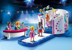 Playmobil Manechine Pe Podium (PM6148)