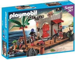 Playmobil Refugiu Pirat (PM6146)