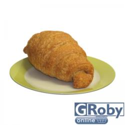 Brucker Teljes Kiőrlésű Baconos Croissant 80g