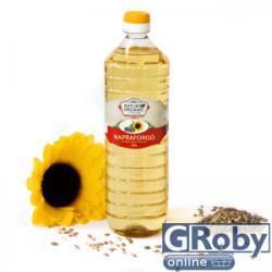 Natur Organic Napraforgó olaj 1l