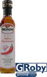 MONINI Fokhagymás-chilis Olívaolaj 250ml