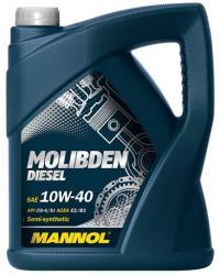 MANNOL Molibden Diesel 10W-40 (4L)