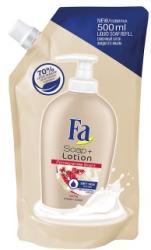 Fa Soap+ Lotion Pomegranate (gránátalma) folyékony krémszappan utántöltő 500ml