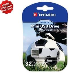 Verbatim Mini Drive Football Edition 32GB USB 2.0 49889