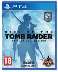 Square Enix Rise of the Tomb Raider [20 Year Celebration] (PS4)