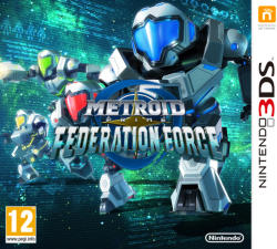 Nintendo Metroid Prime Federation Force (3DS)
