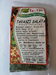 Íz-Tár Tavaszi saláta fűszerkeverék 20g