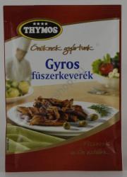 Thymos Gyros fűszerkeverék 35g