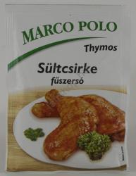 Thymos Marco Polo sültcsirke fűszersó 30g